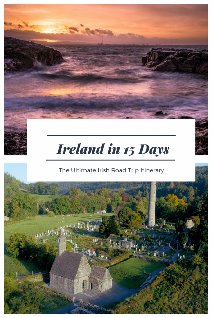 Ireland in 15 Days