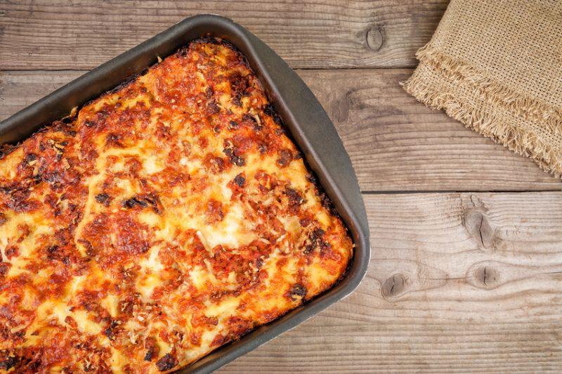 Homemade Italian Lasagna Recipe