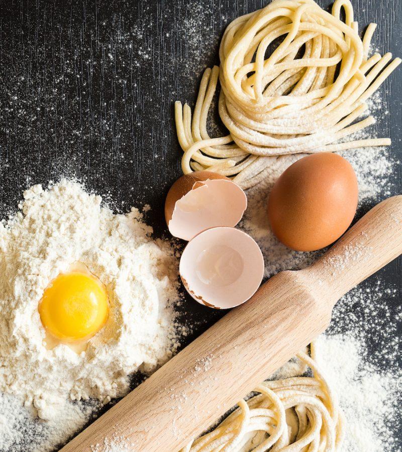 Impasto Pasta Fresca all'uovo