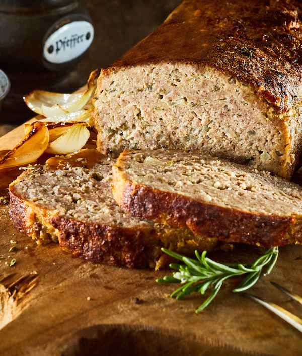 The perfect meatloaf recipe