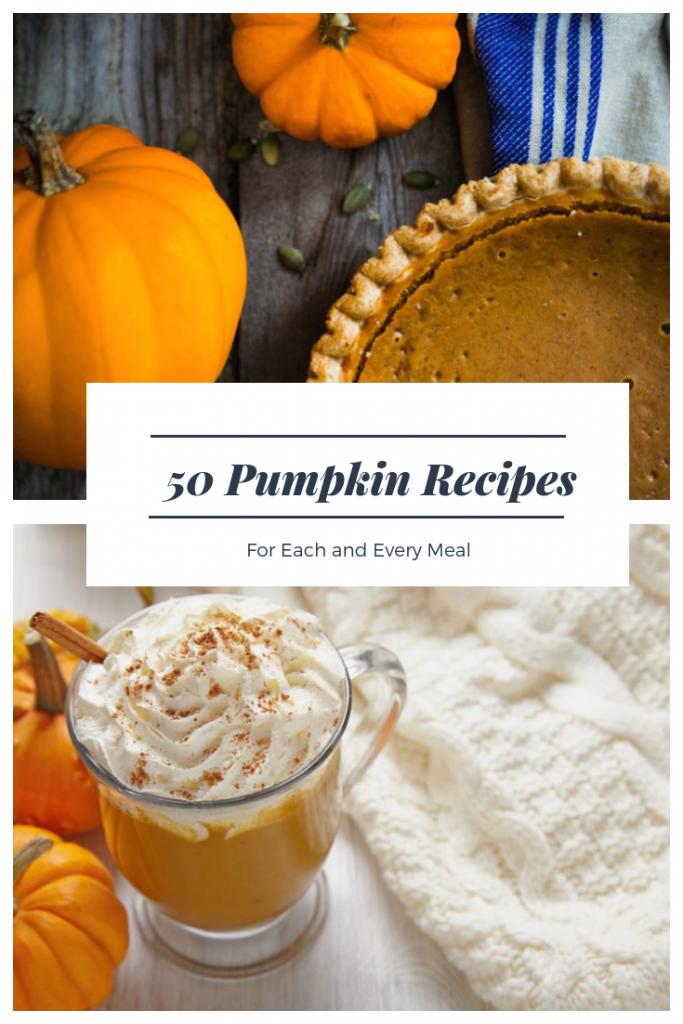 Pumpkin Recipes Collection