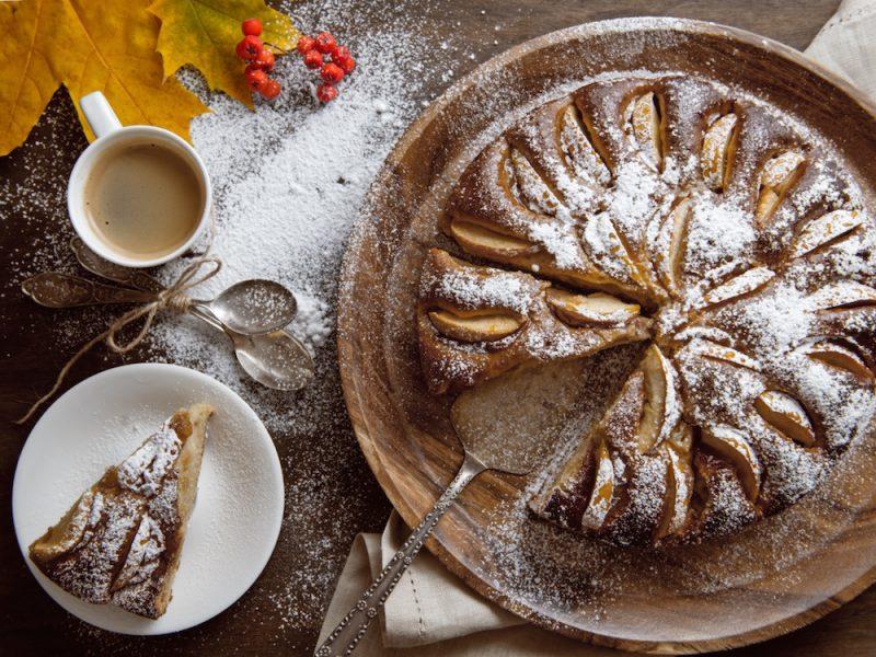 torta di mele perfetta