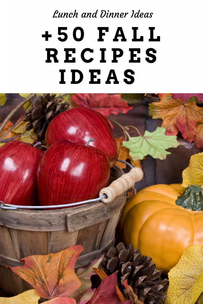 Fall Recipes Ideas