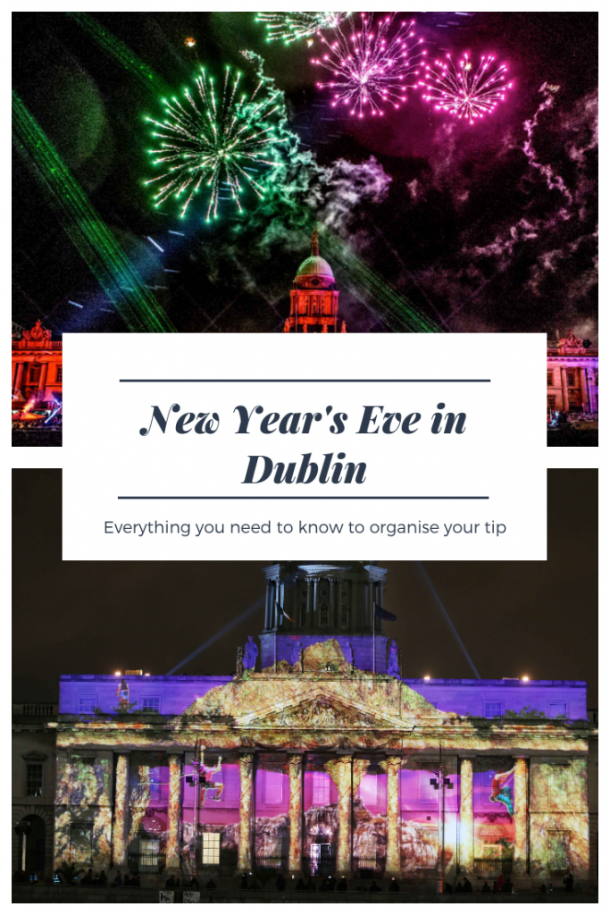 New Year's Eve Dublin