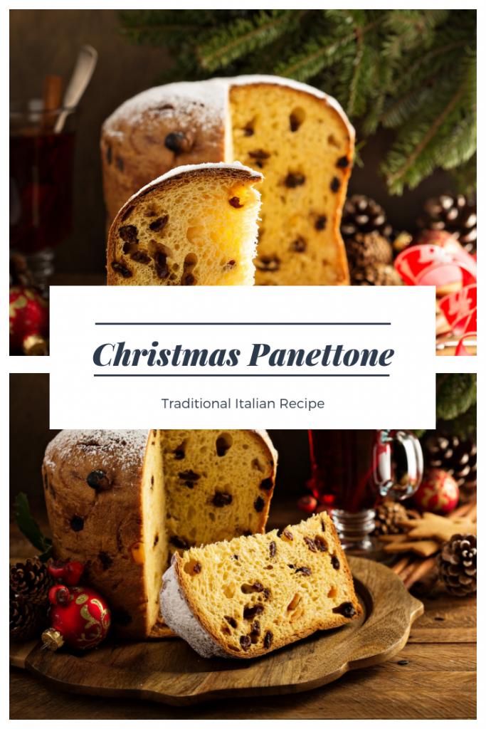 Homemade Italian Panettone