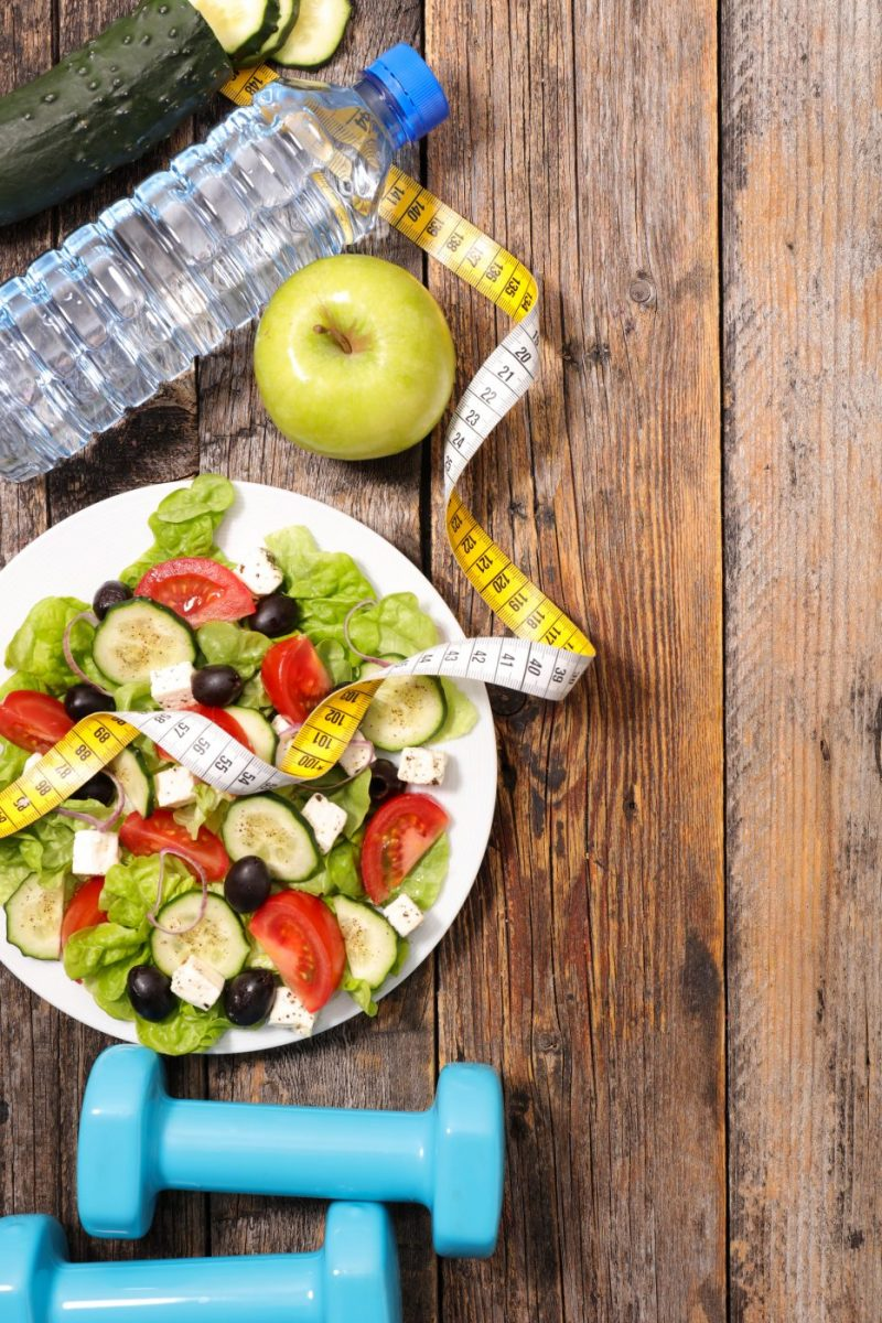 come perdere peso senza cambiare drasticamente la dieta