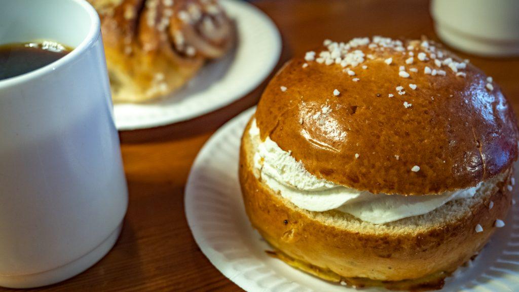 Helsinki buns