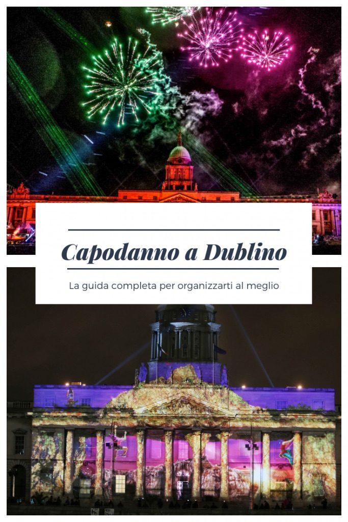 Capodanno a Dublino