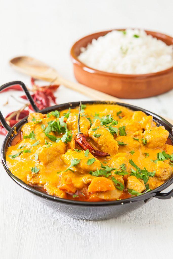 Pollo al curry ricetta originale indiana