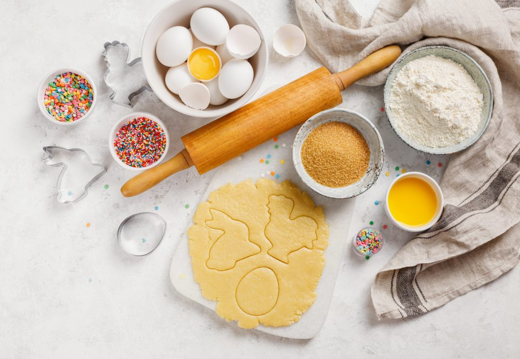 Easter Shortcrust Cookies Recipe
