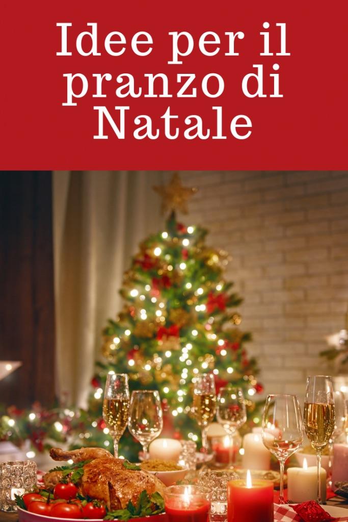 Menu Pranzo Di Natale In Casa.Pranzo Di Natale 2020 Ricette Facili E Veloci Con Foto
