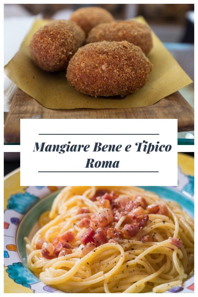 Dove Mangiare Bene e Tipico Roma