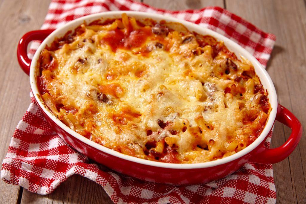 Authentic Italian Baked Ziti Recipe