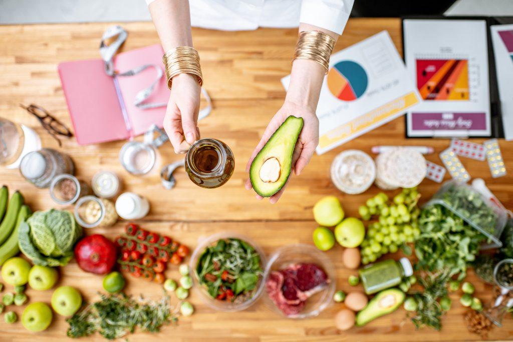 noci nella dieta chetogenica