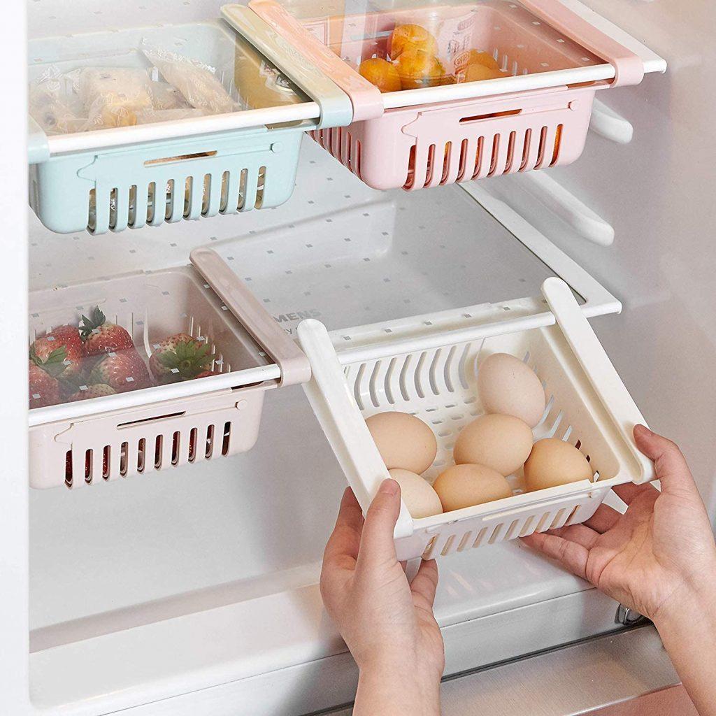 Contenitori Per Organizzare Frigo i 9 migliori accessori per organizzare il frigo e gli