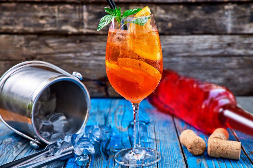 Ricetta Spritz A Casa.Spritz Ricetta Originale Con Ingredienti E Dosi Estate 2021
